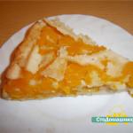 Тыквенный пирог.