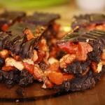 Десерт «Абрикос в шоколаде»